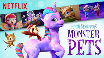 Se Super Monsters Monster Pets på Netflix
