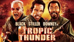 Tropic Thunder netflix
