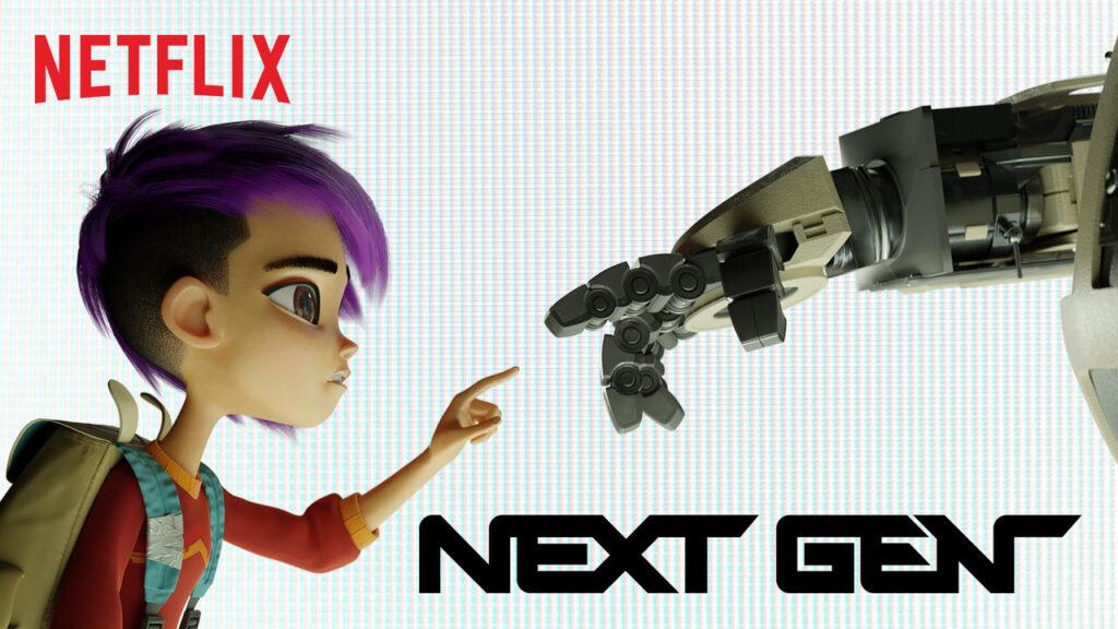 animationsfilm netflix dk