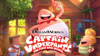 Se Captain Underpants: The First Epic Movie på Netflix
