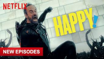 Se Happy! på Netflix
