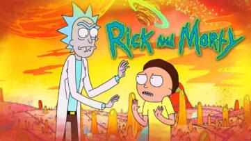 rick morty netflix sæson 4 premiere