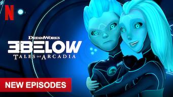 Se 3Below: Tales of Arcadia på Netflix