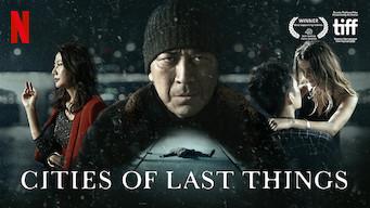 Se Cities of Last Things på Netflix