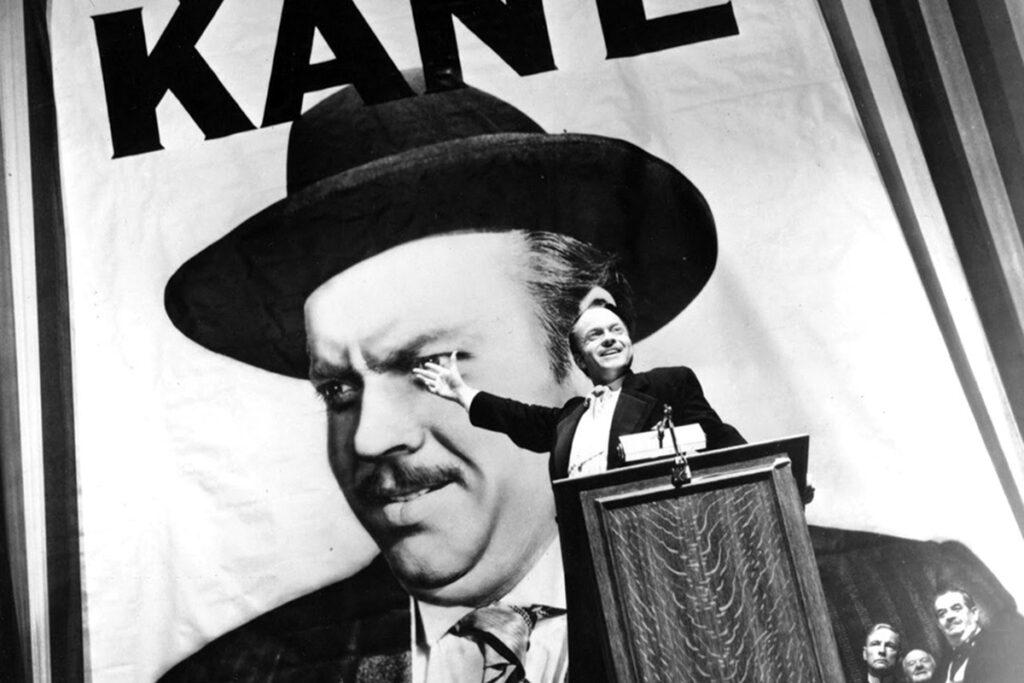 Citizen Kane gary oldman david fincher netflix