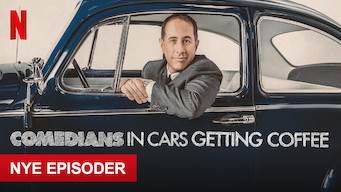 Comedians in Cars Getting Coffee film serier netflix