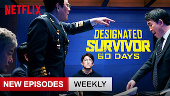 Se Designated Survivor: 60 Days på Netflix