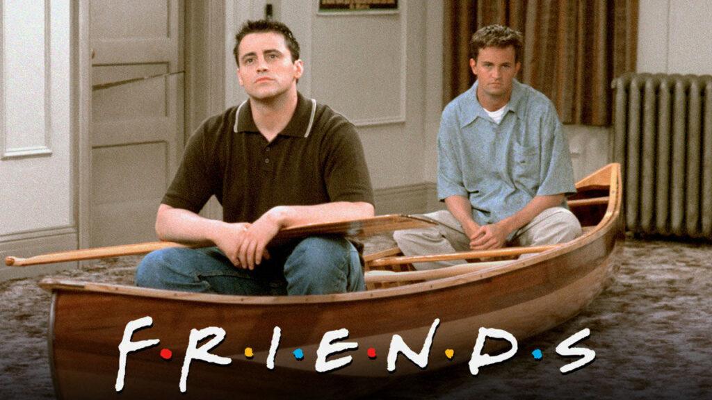 Friends venner netflix danmark