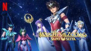 SAINT SEIYA Knights of the Zodiac netlfix