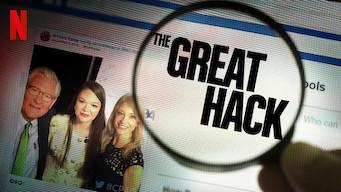 Se The Great Hack på Netflix