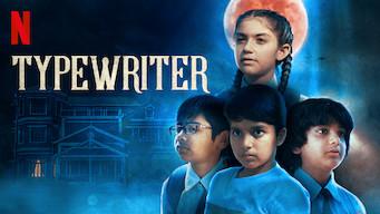 Se Typewriter på Netflix