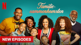 Family Reunion film serier netflix