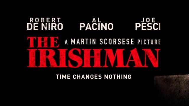 irishman netflix al pacine film