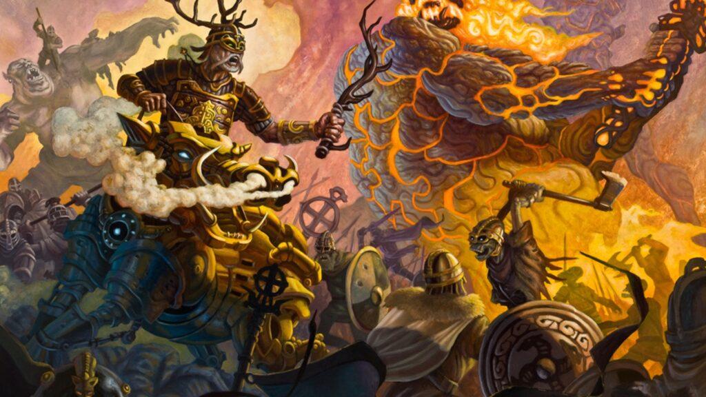 nordisk mytologi zack snyder netflix