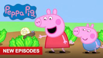 Se Peppa Pig på Netflix