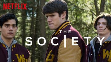 the society sæson 2 netflix danmark