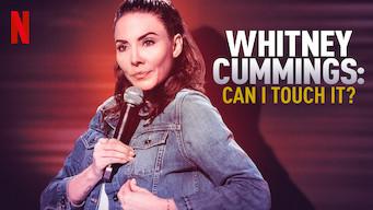 Se Whitney Cummings: Can I Touch It? på Netflix