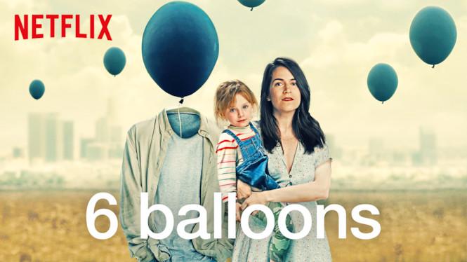 6 Balloons goæ