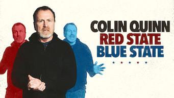 Se Colin Quinn: Red State Blue State på Netflix