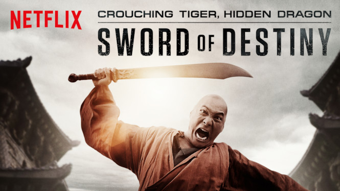 Crouching Tiger Hidden Dragon Sword oiny