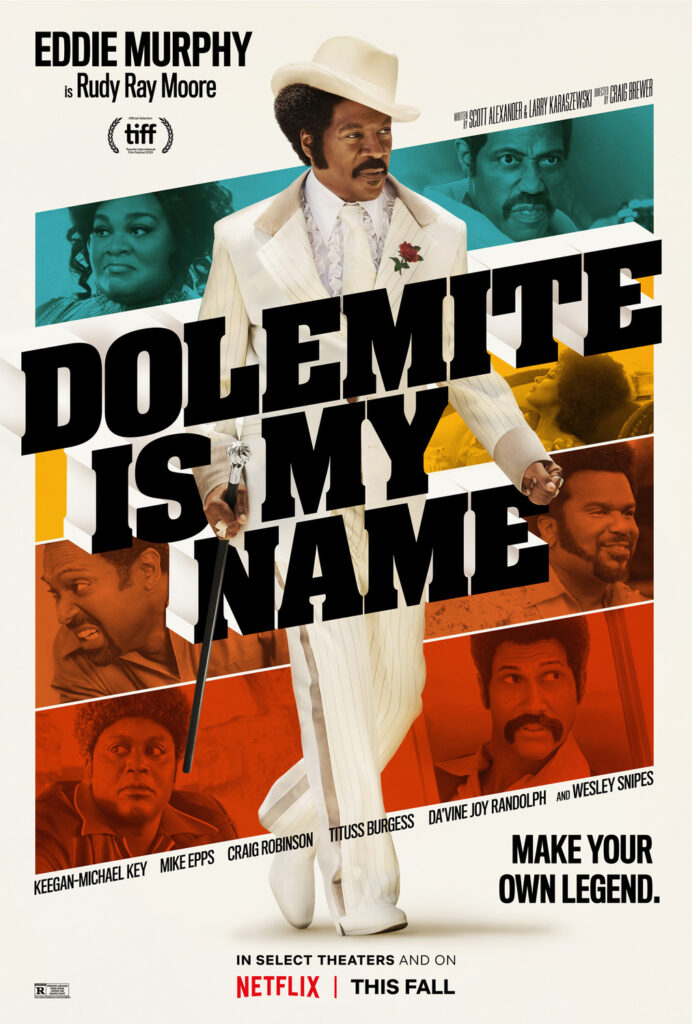 Dolemite is My Name netflix film