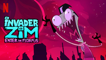 Invader Zim: Enter the Florpus film serier netflix