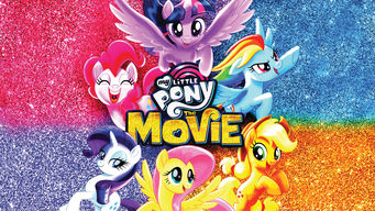My Little Pony: The Movie film serier netflix