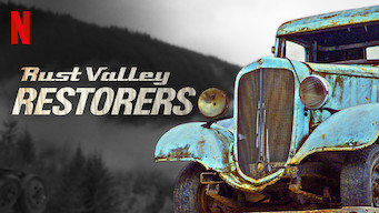Rust Valley Restorers film serier netflix