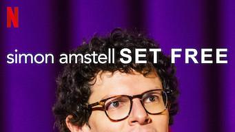 Se Simon Amstell: Set Free på Netflix