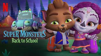 Super Monsters Back to School film serier netflix