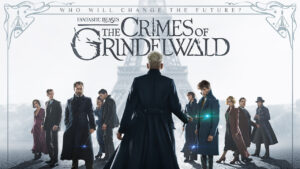 The Crimes Of Grindelwald netflix danmark september 2019