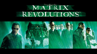 Se The Matrix Revolutions på Netflix