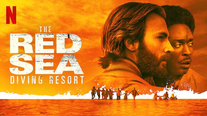 The Red Sea Diving Resort netflix nyheder