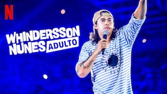 Se Whindersson Nunes: Adult på Netflix