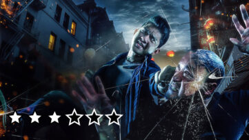 Wu Assassins anmeldelse review netflix kung fu mma netflix 2019