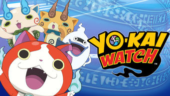 Yo-Kai Watch film serier netflix