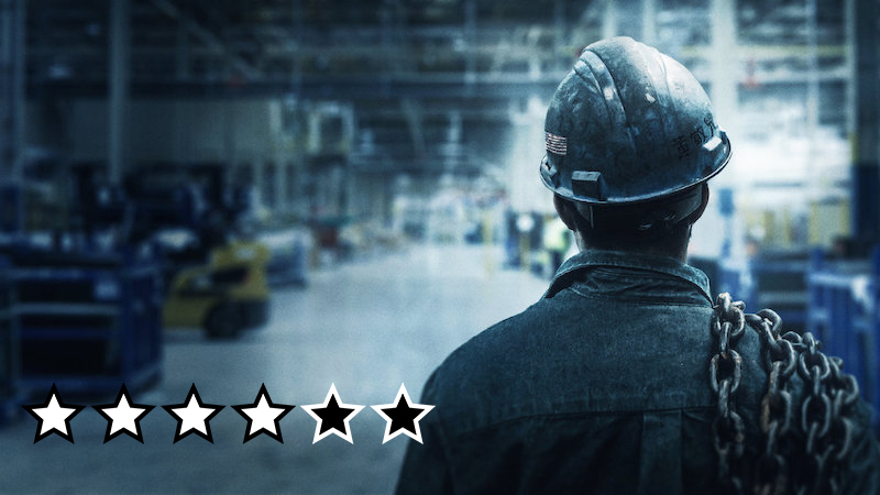 american factory anmeldelse review netflix 2019