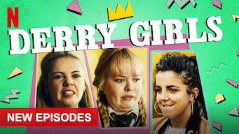 Se Derry Girls på Netflix