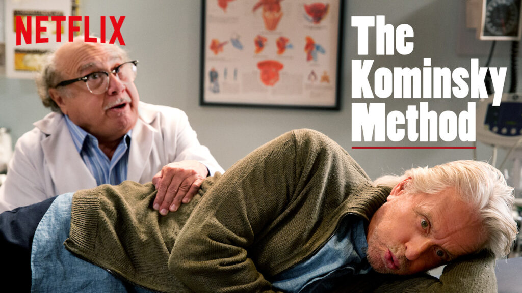 kominsky method netflix sæson 2