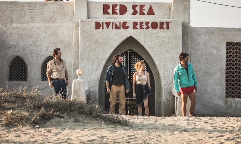 stream Red Sea Diving Resort