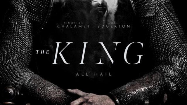 the king netflix film