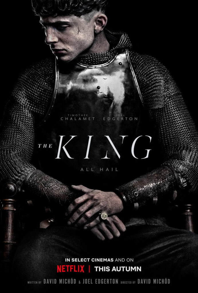 the king netflix film