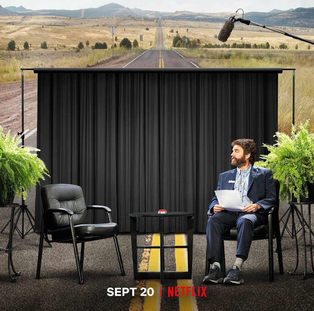 Between Two Ferns movie netflix danmark