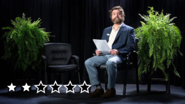 Between two ferns anmeldelse review netflix 2019