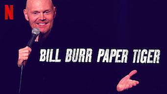 Se Bill Burr: Paper Tiger på Netflix