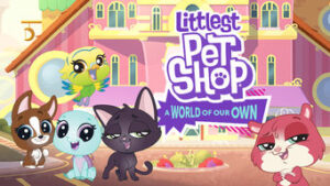 Littlest Pet Shop netflix