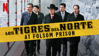 Se Los Tigres del Norte at Folsom Prison på Netflix