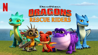 Se Dragons: Rescue Riders på Netflix
