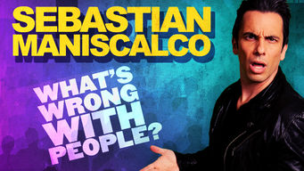 Sebastian Maniscalco: What's Wrong with People film serier netflix