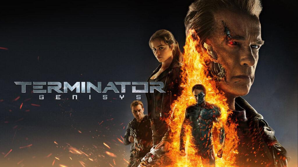Terminator Genisys netflix danmark
